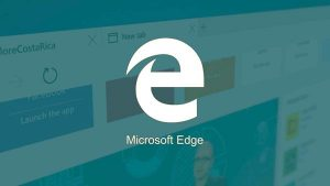 Edge broweser by Microsoft