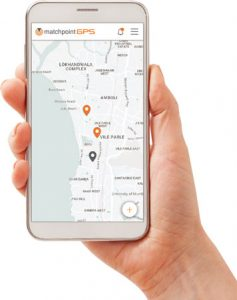 GPS Mobile Tracker App